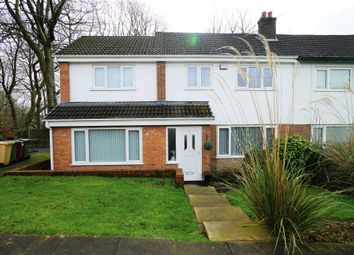 Thumbnail 4 bedroom semi-detached house for sale in Thorns Close, Bolton