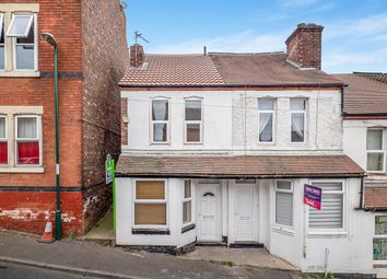 Thumbnail 2 bed terraced house for sale in Colborn Street, Nottingham
