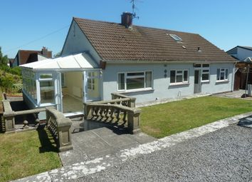 Thumbnail 2 bed detached bungalow for sale in Garston Lane, Blagdon