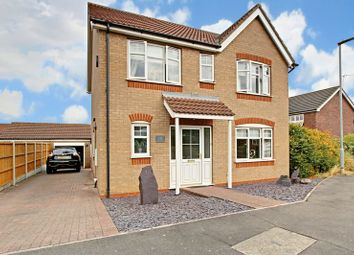 Thumbnail 4 bed detached house for sale in Riverbank Rise, Barton-Upon-Humber
