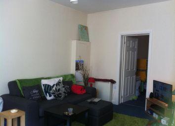 Thumbnail 1 bedroom flat to rent in Devonport Road, Stoke, Plymouth, Devon