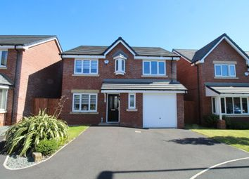 Thumbnail 4 bedroom detached house for sale in Stamford Place, Blackpool