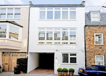 Thumbnail 2 bed mews house to rent in Princess Mews, London