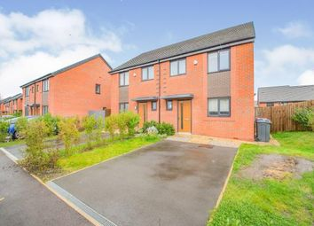 Thumbnail 3 bed semi-detached house for sale in Daisy Street, Salford, Manchester, Greater Manchester