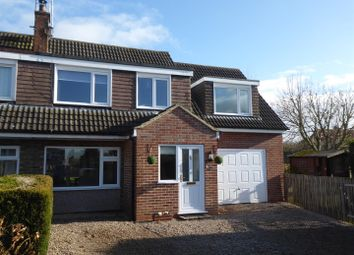 Thumbnail 5 bed semi-detached house for sale in St. Paulinus Drive, Romanby, Northallerton