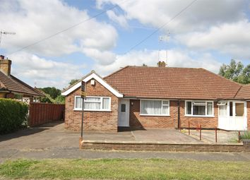 Thumbnail 3 bed semi-detached bungalow for sale in Wolverton Gardens, Horley, Surrey