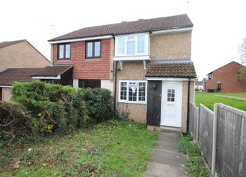 Thumbnail 2 bed semi-detached house to rent in The Foxgloves, Hemel Hempstead