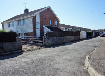 Thumbnail 2 bed semi-detached house for sale in 109 Gendros Avenue East, Gendros, Swansea
