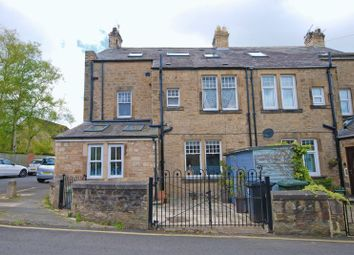 Thumbnail 4 bed end terrace house for sale in Monks Terrace, Hexham