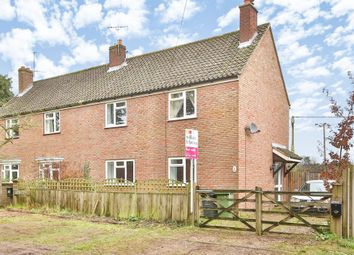 Thumbnail 3 bed detached house for sale in Pine Avenue, Cockley Cley, Swaffham