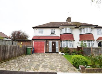 Thumbnail 4 bedroom semi-detached house for sale in Elm Grove, Harrow, Middlesex