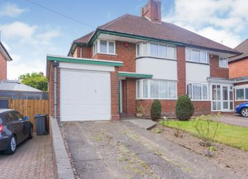 Thumbnail 3 bed semi-detached house for sale in Frankley Beeches Road, Birmingham