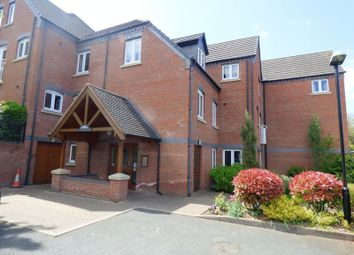 Thumbnail 2 bed flat for sale in Whittingham Court, Droitwich Spa