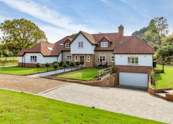 Thumbnail 5 bedroom detached house for sale in Bewley Lane, Plaxtol, Sevenoaks