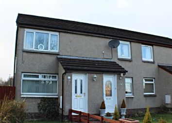Thumbnail 2 bed flat for sale in Holmhills Grove, Cambuslang