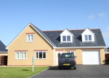 Thumbnail 4 bedroom detached house for sale in Corbett Avenue, Tywyn, Gwynedd