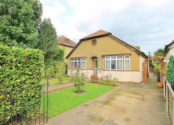 Thumbnail 2 bed detached bungalow for sale in Kings Avenue, Sunbury-On-Thames, Surrey