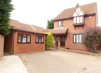 Thumbnail 6 bedroom detached house for sale in Luccombe, Milton Keynes
