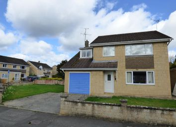 Thumbnail 4 bed detached house for sale in Robert Franklin Way, South Cerney, Gloucestershire