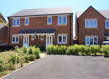 Thumbnail 2 bed semi-detached house for sale in Shute Close, Hayling Island