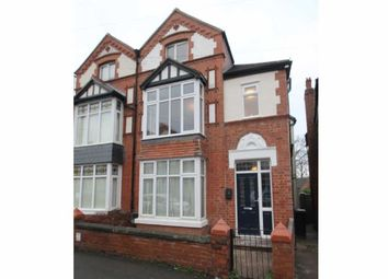 Thumbnail 2 bed flat to rent in Coton Crescent, Shrewsbury