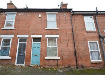 Thumbnail 2 bed terraced house for sale in Irene Terrace, Nottingham