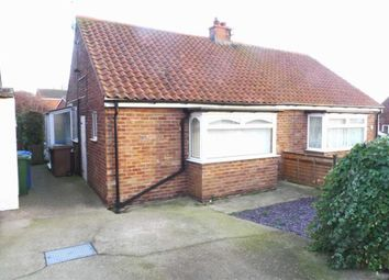 Thumbnail 1 bed property to rent in Bempton Oval, Bridlington