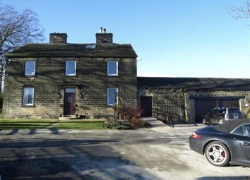 Thumbnail 5 bed detached house for sale in New Lodge Farm House, Oxspring Road, Cubley, Sheffield