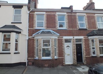 Thumbnail 4 bed terraced house to rent in Baker Street, Heavitree, Exeter, Devon