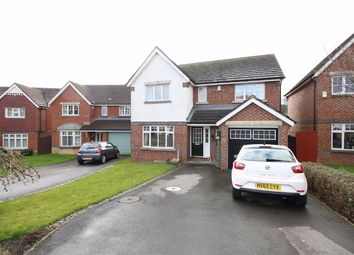 Thumbnail 4 bed detached house for sale in Portreath Court, Darlington, Co. Durham