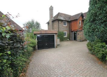 Thumbnail 3 bed detached house to rent in Houndean Rise, Lewes