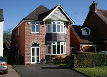 Thumbnail 5 bedroom detached house for sale in Crabtree Lane, Bromsgrove