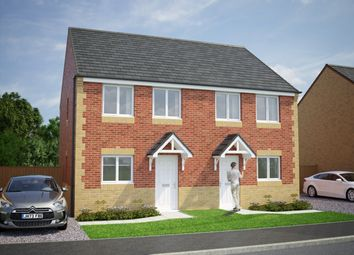 Thumbnail 3 bedroom semi-detached house for sale in The Tyrone, Kingsway, Stainforth, Doncaster, South Yorkshire