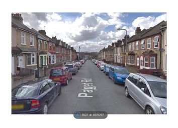Thumbnail 2 bed terraced house to rent in Paget Road, Ilford