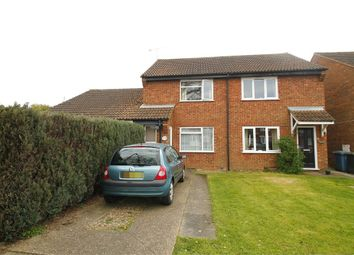 Thumbnail 2 bed terraced house for sale in Acorn Close, Ipswich, Suffolk