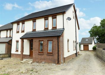 Thumbnail 6 bed detached house for sale in Heol Llanelli, Pontyates, Llanelli, Carmarthenshire