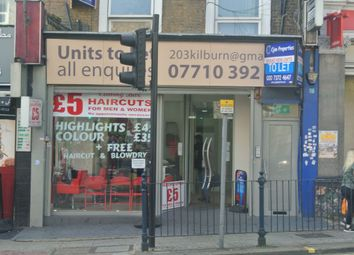 Thumbnail Retail premises to let in Units 1-7, Kilburn High Road, Kilburn