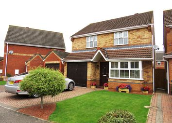 Thumbnail 3 bed detached house for sale in Keepers Way, Sleaford