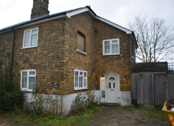 Thumbnail 3 bed semi-detached house for sale in 9 Wantz Cottage, St. Marys Lane, West Horndon, Brentwood, Essex