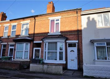 Thumbnail 3 bed terraced house for sale in Addenbrooke Street, Wednesbury