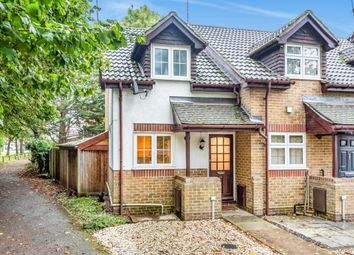 Thumbnail 1 bed end terrace house for sale in College Town, Sandhurst