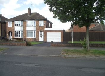 Thumbnail 3 bed semi-detached house to rent in Selworthy Road, Castle Bromwich, Birmingham