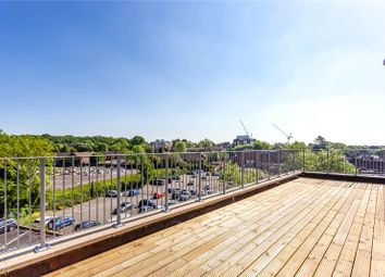 Thumbnail 3 bed flat for sale in Buckingham House East, Buckingham Parade, The Broadway, Stanmore