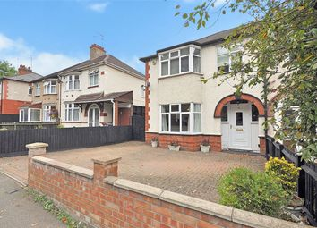 Thumbnail 3 bed semi-detached house for sale in London Road, Far Cotton, Northampton