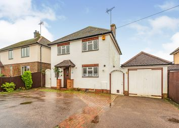 Thumbnail 3 bed detached house for sale in St. Peters Road, Burgess Hill