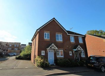 Thumbnail 3 bed semi-detached house for sale in Bowling Alley Street, Talke, Staffordshire