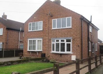 Thumbnail 2 bed semi-detached house to rent in Peel Close, Drayton Bassett, Tamworth