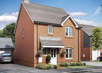 "Thumbnail 3 bed detached house for sale in ""The Elliot"" at Allington Lane, Fair Oak, Eastleigh"