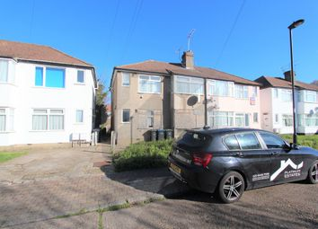 Thumbnail 2 bed maisonette to rent in Bowood Road, Enfield