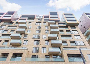 Thumbnail 1 bedroom flat to rent in Gmv, Landmann Point, Greenwich